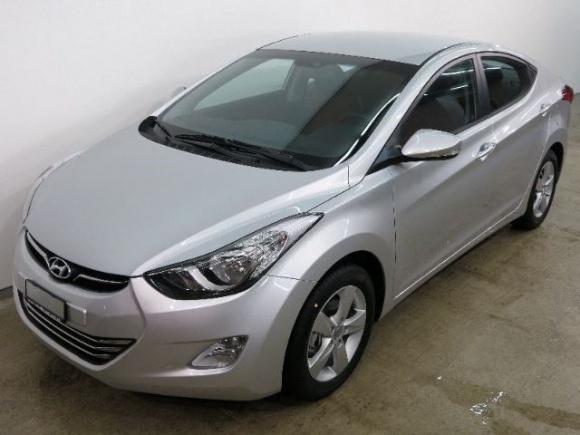 picture Hyundai ELANTRA MD