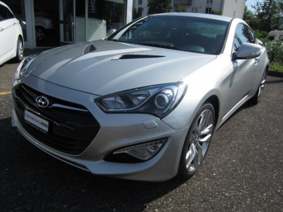 picture Hyundai GENESIS coupe