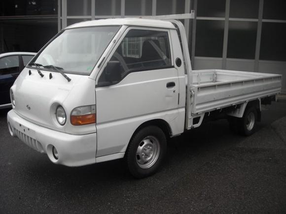 picture Hyundai H100 valník
