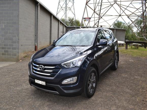 picture Hyundai SANTA FÉ DM