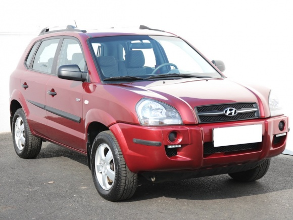 picture Hyundai TUCSON JM