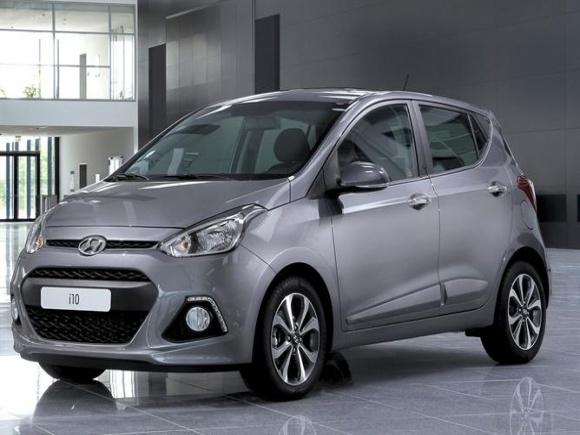 picture Hyundai i10 IA