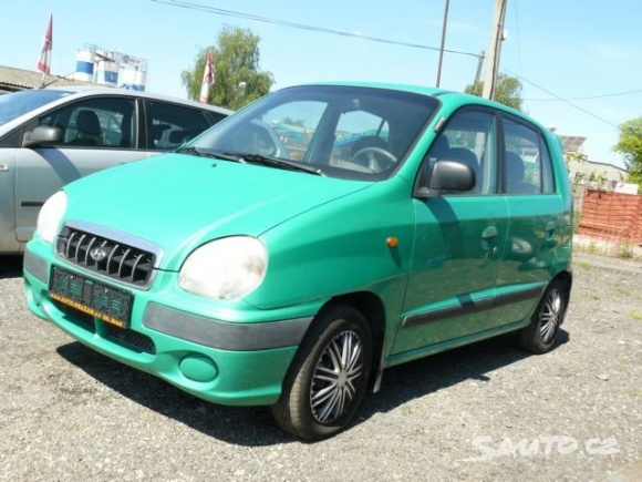picture Hyundai ATOS PRIME MX